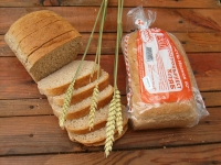 Пълнозърнест хляб - грахам